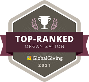 GlobalGiving Top Ranked 2021