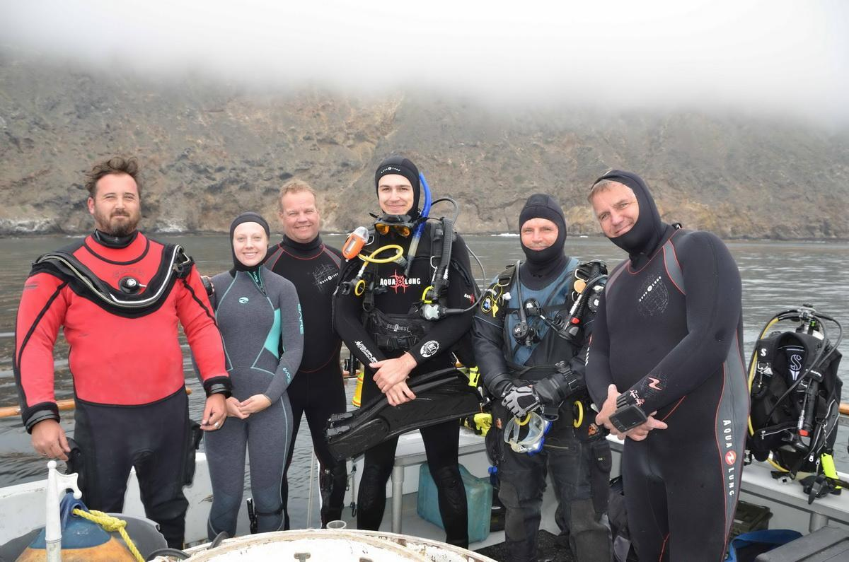 County of Ventura Rescue Dive Team